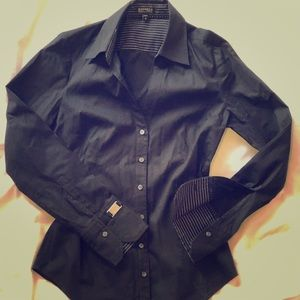 Express Design Studio Dress Shirts Size S